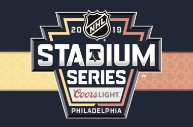 Logotipo del Stadium Series 2019 | Foto: NHL.com