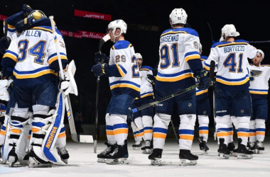 How the St. Louis Blues messed up 2018