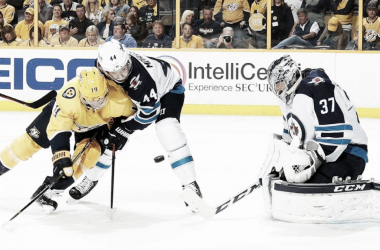 The Winnipeg Jets showed they can win even if they lose in the statistics category. (Photo: NHL.com)