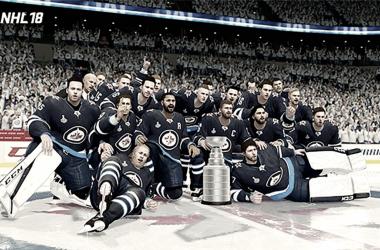 Winnipeg Jets, campeones de la Stanley Cup según la simulación de EA Sports