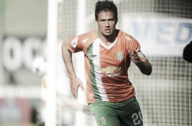 """Cvitanich: """"Jugaré la Copa Libertadores con Banfield"""""""