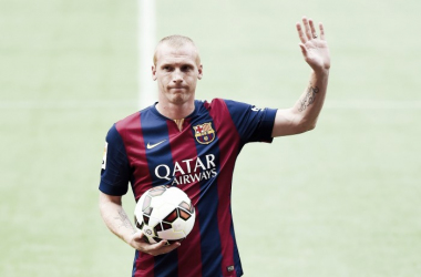 Barcellona, l'esubero Mathieu in prova allo Sporting Lisbona