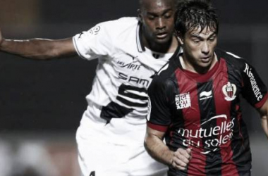 Goleador y asistidor. Gran partido del ex Boca y Banfield | AFP