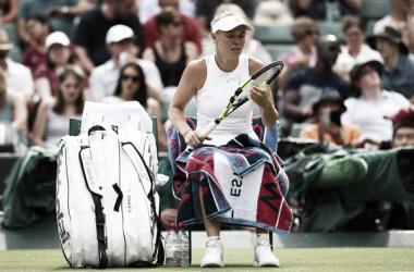 Makarova da la sorpresa y se deshace de Wozniacki