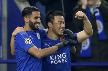 Ryad Mahrez, già 4 gol in Champions League