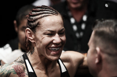 UFC 240: Cyborg vs Spencer es co-estelar