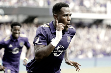 An unknown future awaits young Canadian, Cyle Larin. | Photo: USA TODAY Sports