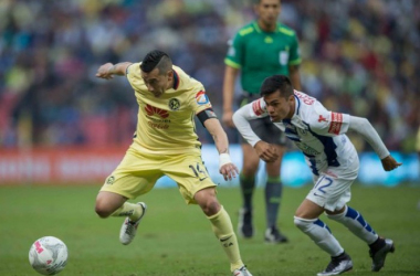 Pachuca had themselves a game to remember(Photo: Club America).