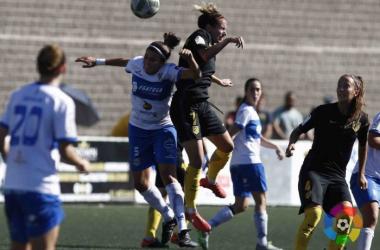 El Atleti Femenino deja escapar dos puntos en Tenerife