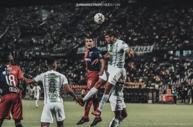"""Diego Braghieri:""""Aldair es un gran arquero, su actuación nos salvó de que nos hicieran gol"""""""