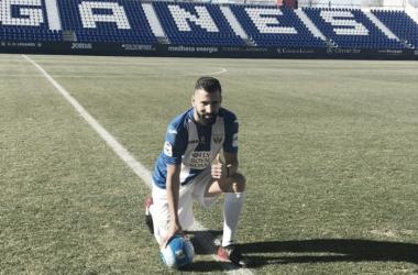 La figura del rival: Dimitrios Siovas
