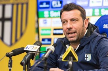 """Parma, D'Aversa: """"Sfidiamo una squadra forte, Ciciretti è pronto"""""""