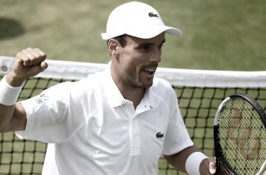 Felicidad plena. Imagen-Wimbledon