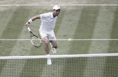 Bautista pone la directa hacia la segunda semana de Wimbledon