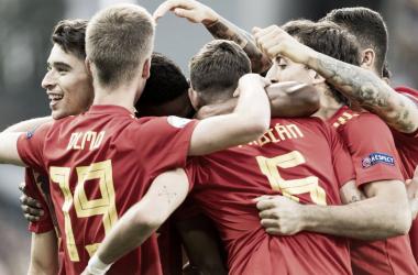 La Sub 21 conquistó su quinta Eurocopa de la categoría | Fotografía: UEFA