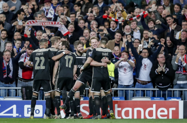 Champions League - Estasi Ajax: battuto il Real Madrid 4-1!