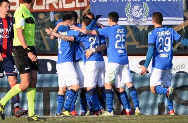 Serie B: vince il Brescia, stop per Lecce e Spezia. Vittoria cruciale per il Carpi