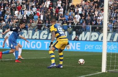 Serie A - Pazza sfida al Castellani: tra Empoli e Parma finisce 3-3!