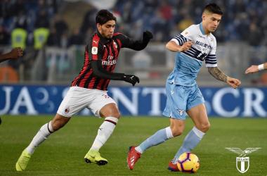 Coppa Italia - Lazio e Milan non si fanno male: 0-0 all'Olimpico