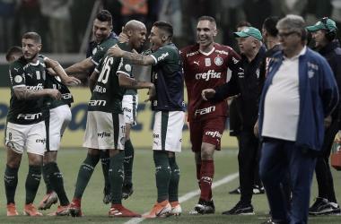 (Foto: Cesar Grecco/Palmeiras)