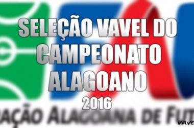 Mesmo com vice-campeonato, CSA domina Seleção VAVEL do Campeonato Alagoano 2016