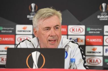 """Europa League, Ancelotti: """"Siamo venuti a Salisburgo per fare una buona partita"""""""