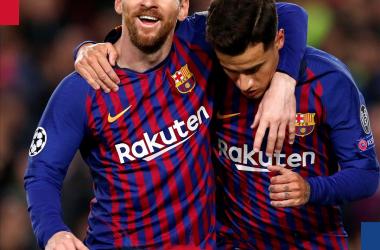 Champions League - Il Barcellona demolisce il Lione: 5-1 al Camp Nou