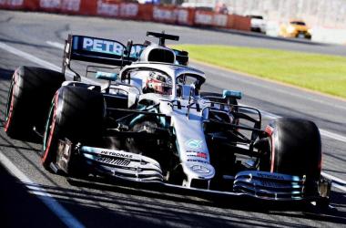 Formula 1 Gp Australia - Prime e seconde libere nel segno di Hamilton