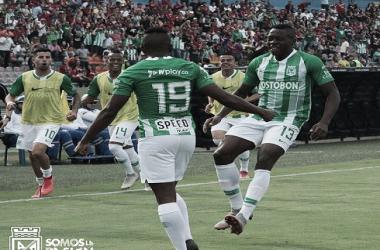 Foto: Departamento de Comunicaciones de Atlético Nacional