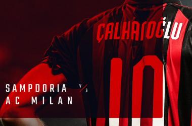 Milan, contro la Sampdoria l'obiettivo è vincere: riposano Kessie e Paquetà