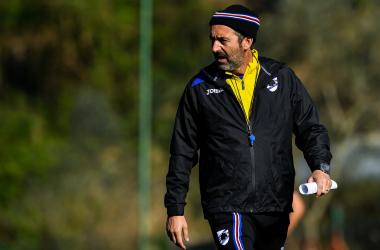 "La Sampdoria ospita il Milan, Giampaolo: ""Gara importante con un avversario forte"""