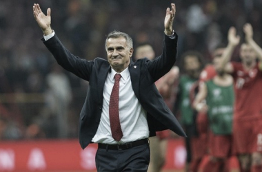 Euro 2020: treinador da Turquia, Senol Gunes, projeta final inédita contra Itália