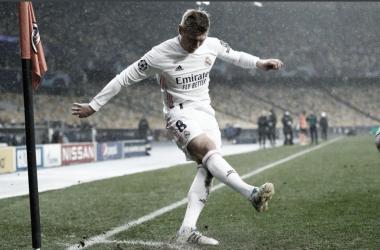 """Kroos: """"No nos queda más que ganar el último partido"""""""