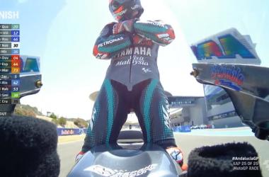 Gp Jerez: Grande immenso Quartararo vittoria in solitaria