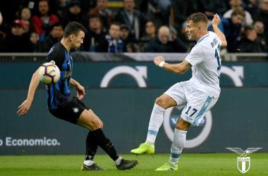 Serie A- Tonfo Inter, impresa della Lazio che si rilancia nella corsa Champions