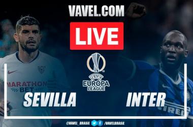Gols e melhores momentos para Sevilla 3x2 Internazionale pela Liga Europa 2019-20