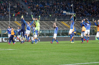 Serie B: volano Brescia e Palermo, crollo Lecce. Nelle zone basse vincono Carpi e Foggia