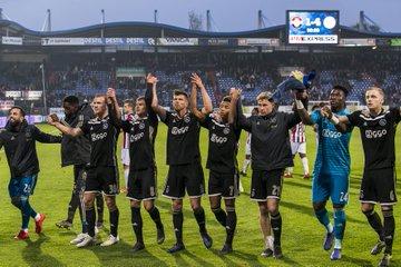 Eredivisie: l'Ajax si prende la vetta a scapito del PSV, notte fonda per il NAC Breda