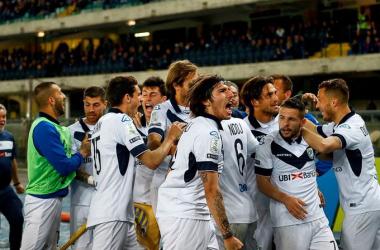 Serie B: pari Brescia, tonfo Palermo. Il Lecce vince e sogna