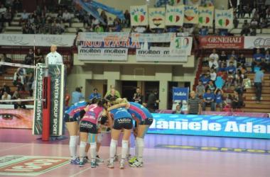 A1F Playoff: Debutto positivo per Novara, ennesima vittoria contro Modena