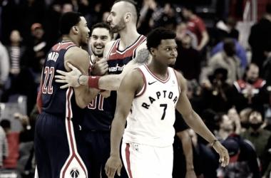 Previa Game 1: Toronto Raptors-Washington Wizards | Foto: AP