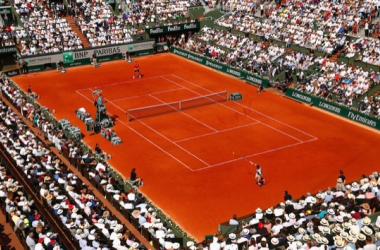 French Open changes plan to allow 1000 fans