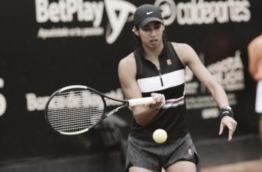 Foto: Divulgação/WTA de Bogotá