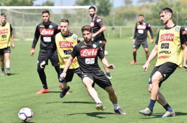 Serie A - Nel lunedì di Pasquetta in campo Napoli - Atalanta