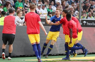 ((Foto: Reprodução/Bundesliga)