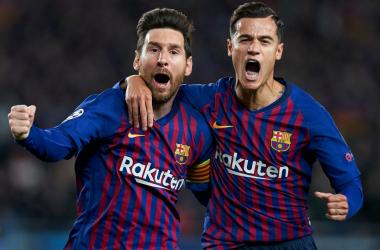 Champions League - Il Barcellona schianta il Manchester United: 3-0 al Camp Nou