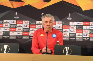 Europa League, Napoli -Arsenal atto due: gli azzurri alla ricerca della rimonta