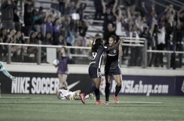 North Carolina Courage dismantle the Orlando Pride in 5-0 home win