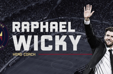 Raphaël Wicky dirigirá a Chicago Fire