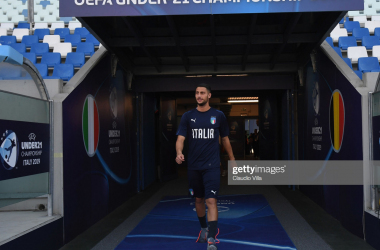 Mandragora before U-21 Italy fixture<div>(Photo by Claudio Villa/Getty Images)<br></div>